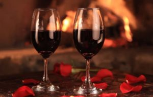 Valentine's Day w Wine
