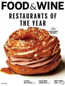 Food & Wine Restaurants of the Year5 2018