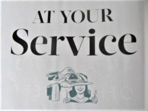 Food & Wine - Service