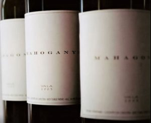 Va La Vineyards - Mahogany