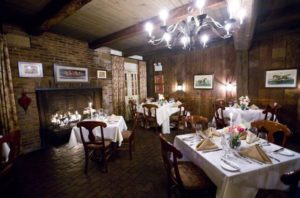 Vickers Restaurant - Interior