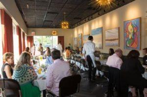 Cafe Loret- Dining Room