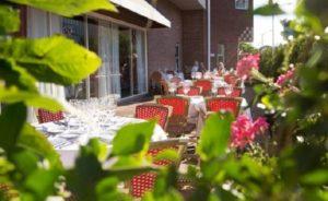 Cafe Loret - Outdoor Patio