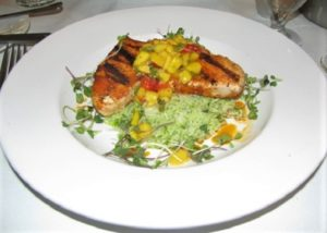Chow Bistro - Swordfish