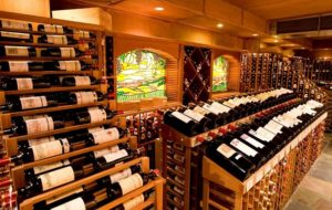 Crystal Springs - Wine Cellar