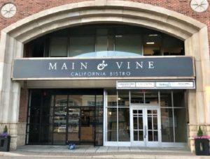 Main & Vine - Exterior