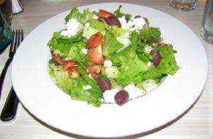 Fattoush - Greek Salad