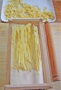 Russet - Spaghetti alla Chitarra