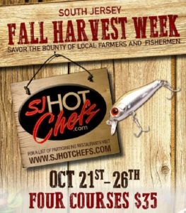 SJ Hot Chefs - Fall Harvest Week 2018
