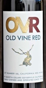 Marietta Old Vine Lot 66 NV