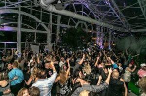 Crystal Springs - New Year's Eve Biosphere