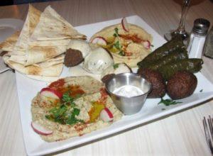 Fattoush - Lebanese Mezza