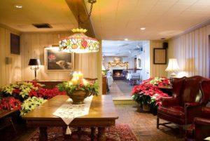 Kimberton Inn - Interior Christmas