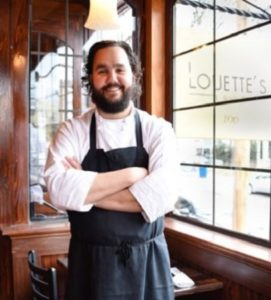 Louette's - Chef Steve Howells