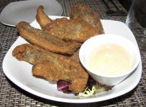 Twelves - Portobello Fries