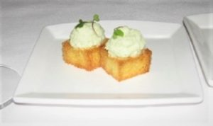 Jansen - Cauliflower Mousse Amuse