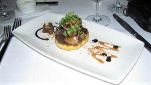 Jansen - Foie Gras on Brioche w Date Jam
