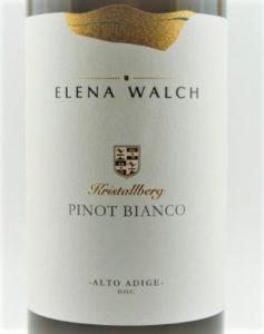 Walch, Elena Kristallberg Pinot Bianco