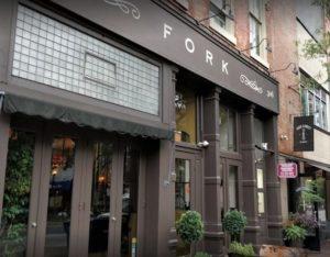 High Street, Fork - Exterior