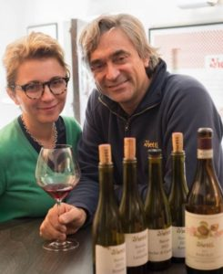 Vietti Winery - Luca & Elena Currado