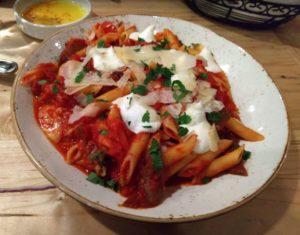 Anthony's Penne alla Norma