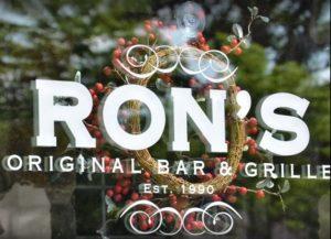 Ron's Original - Door