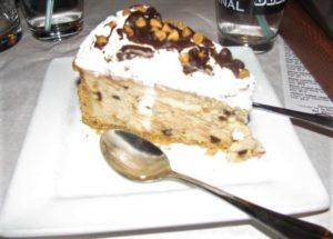 Ron's Original - Peanut Butter Choc Chip Cheesecake