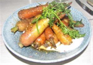 Avola - Charred Carrots