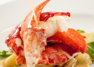 Nicholas - Lobster Menu