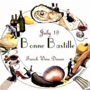 Vickers - French Wine Dinner