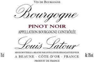 Louis Latour - Pinot Noir