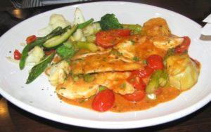 Pomodoro - Chicken Piccata 2