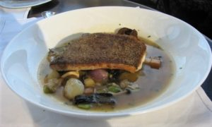 Jean-Georges - Black Sea Bass