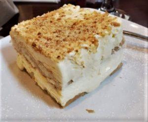 Pomodoro - Cannoli Cake