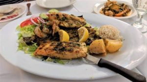Zorba's - Fisherman Feast