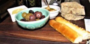 Helena's Restaurant Stellenbosch - Bread Board