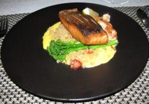 Helena's - Salmon