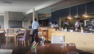 Jordan Restaurant - Interior