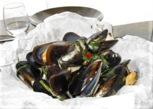 Jordan Restaurant - Mussels