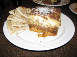 Olive Tree - Pastitsio