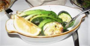 Avlos - Grilled Vegetables