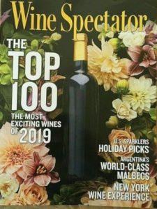 Wine Spectator Top 100 2019