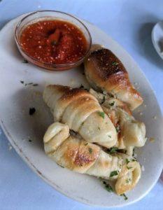 VF Pizza - Garlic Knots