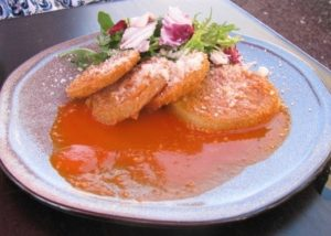 Alba - Fried Green Tomatoes