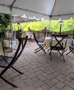 Kimberton Inn - Outdoor Patio