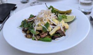 Kimerton Inn - Wild Mushroom & Shishito Pepper Pad Thai