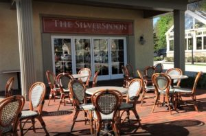 Silverspoon - Outdoor Patio