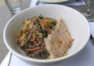 Silverspoon - Soba Noodles w Chicken