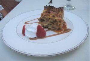 Vickers - Bourbon Vanilla Bread Pudding