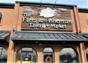 Far & Fisherman - Exterior